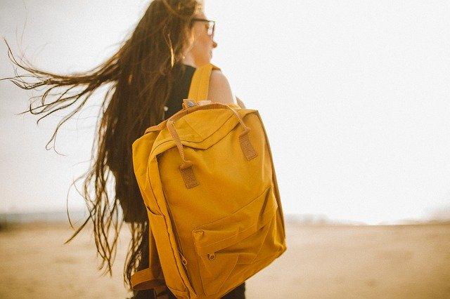 qué llevar en la mochila