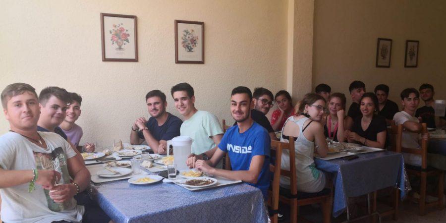 Beneficios del menú de residencia universitaria La Buhaira