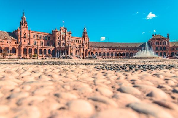 Sevilla para estudiantes universitarios